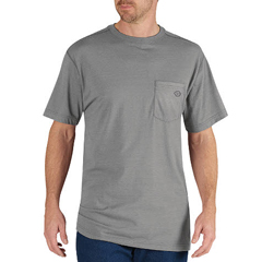 DKISS500-MHG-2X - DickiesMens Crew Tee Shirts
