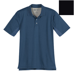 DKISS503-BK-3X - DickiesMens Cooling Polo Shirts