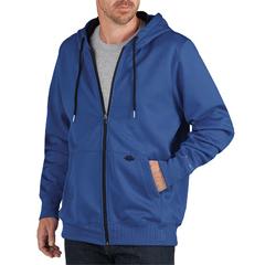 DKISW521-RB-L - DickiesMens Zip Fleece Hooded Jackets