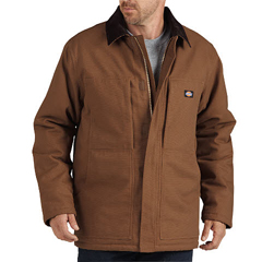 DKITC845-BD-3X - DickiesMens Sanded Duck Insulated Coats