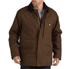 DKITC845-TB-2X - DickiesMens Sanded Duck Insulated Coats