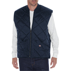 DKITE242-DN-M - DickiesMens Diamond Quilted Nylon Vests