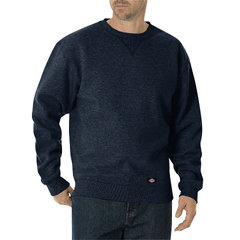 DKITW386-DN-XL-RG - DickiesMens Midweight Crew Neck Jackets