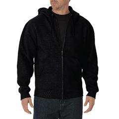DKITW391-BK-3X-TL - DickiesMens Midweight Zip Hoodie Jackets