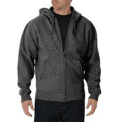 DKITW391-DH-2X-TL - DickiesMens Midweight Zip Hoodie Jackets