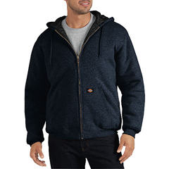 DKITW394-DN-XL - DickiesMens Quilted Fleece Jackets