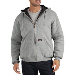 DKITW394-HG-2X - DickiesMens Quilted Fleece Jackets