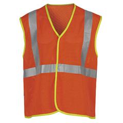 DKIVE206-AO-XL - DickiesMens Hi-Visibility Mesh Vests