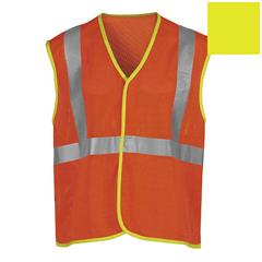 DKIVE206-AY-XL - DickiesMens Hi-Visibility Mesh Vests