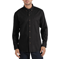 DKIWL624-RBK-L - DickiesMens Long Sleeve Cotton Twill Work Shirts
