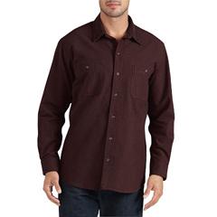 DKIWL633-VA-XL - DickiesMens Long Sleeve Chamois Work Shirts