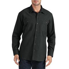 DKIWL633-WU-3X - DickiesMens Long Sleeve Chamois Work Shirts
