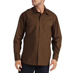 DKIWL634-RTB-XL - DickiesMens Long Sleeve Canvas Shirts