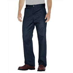 DKIWP314-DN-32-32 - DickiesMens Flat-Front Cotton Pant