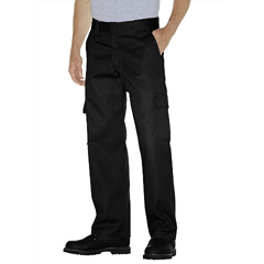 DKIWP592-BK-40-34 - DickiesMens Relaxed-Fit Cargo Pants