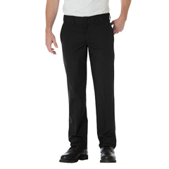 DKIWP805-BK-44-30 - DickiesMens Slim-Fit Straight-Leg Pants