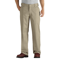 DKIWP824-DS-42-32 - DickiesMens Twill Comfort-Waist Pants