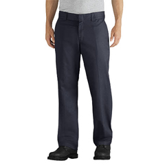 DKIWP835-DN-30-32 - DickiesMens Slim-Fit Tapered-Leg Twill Work Pants
