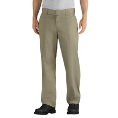 DKIWP835-DS-36-30 - DickiesMens Slim-Fit Tapered-Leg Twill Work Pants