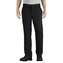 DKIWP836-BK-34-34 - DickiesMens Regular-Fit Ringspun Work Pants