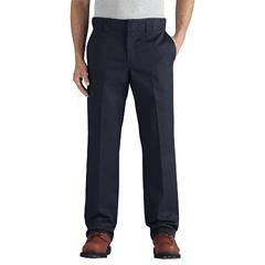 DKIWP838-DN-32-32 - DickiesMens Flex Slim-Fit Straight-Leg Twill Work Pants