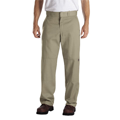 DKIWP852-DS-36-32 - DickiesMens Relaxed-Fit Double-Knee Pants