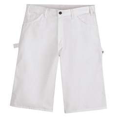 DKIWR820-WH-36 - DickiesMens Premium Relaxed-Fit Painter Short
