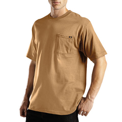 DKIWS417-BD-M - DickiesMens Short Sleeve Performance Pocket Tee Shirts
