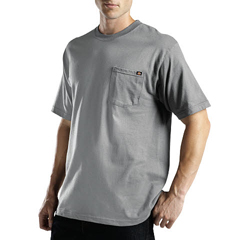 DKIWS417-HG-2T - DickiesMens Short Sleeve Performance Pocket Tee Shirts