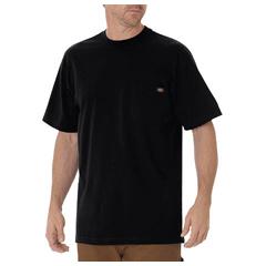 DKIWS436-BK-M - DickiesMens Short Sleeve Tee Shirts