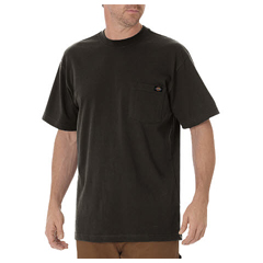 DKIWS450-BV-3X - DickiesMens Short Sleeve Heavyweight Crew Neck Tee Shirts