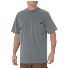 DKIWS450-HG-XL - DickiesMens Short Sleeve Heavyweight Crew Neck Tee Shirts
