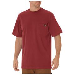 DKIWS450-KR-LT - DickiesMens Short Sleeve Heavyweight Crew Neck Tee Shirts