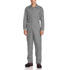 DKI62401GY9-4L-0R - Walls FRMens Flame Resistant Contractor Coverall 2.0