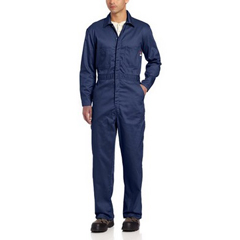 DKI62401NA9-XL-0L - Walls FRMens Flame Resistant Contractor Coverall 2.0