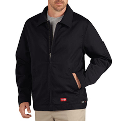 DKIRJ700BK-L-RG - Dickies FRMens Flame Resistant Twill Jacket