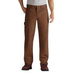 DKIRU903RBD-36-36 - Dickies FRMens Flame Resistant Duck Carpenter Jeans