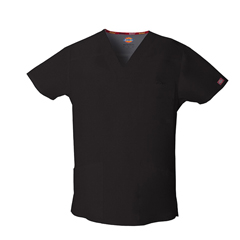 DKS81906-BLWZ-S - Dickies - EDS Signature® Mens V-Neck Top