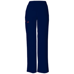 DKS86106-NVWZ-M - Dickies - EDS Signature® Womens Natural Rise Tapered Leg Pant