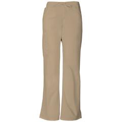 DKS86206-KHIZ-XXS - Dickies - EDS Signature® Womens Mid Rise Drawstring Cargo Pant
