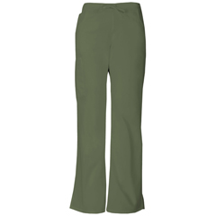 DKS86206-OLWZ-S - Dickies - EDS Signature® Womens Mid Rise Drawstring Cargo Pant