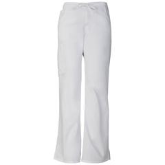 DKS86206-WHWZ-4XL - Dickies - EDS Signature® Womens Mid Rise Drawstring Cargo Pant