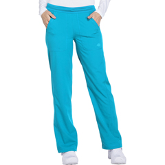 DKSDK120T-BLCE-2XL - Dickies - Dynamix® Womens Mid Rise Straight Leg Pull-on Pant