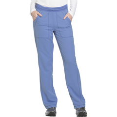 DKSDK120T-CIE-2XL - Dickies - Dynamix® Womens Mid Rise Straight Leg Pull-on Pant