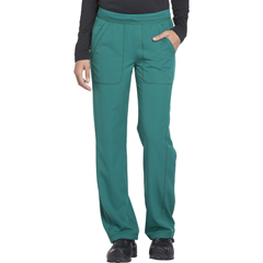 DKSDK120T-HUN-2XL - Dickies - Dynamix® Womens Mid Rise Straight Leg Pull-on Pant
