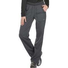 DKSDK120T-PWT-XS - Dickies - Dynamix® Womens Mid Rise Straight Leg Pull-on Pant