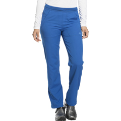 DKSDK120P-ROY-XL - Dickies - Dynamix® Womens Mid Rise Straight Leg Pull-on Pant