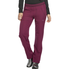 DKSDK120P-WIN-XL - Dickies - Dynamix® Womens Mid Rise Straight Leg Pull-on Pant