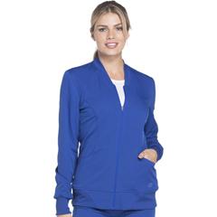 DKSDK330-GAB-L - Dickies - Dynamix® Womens Zip Front Warm-up Jacket