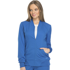 DKSDK330-ROY-5XL - Dickies - Dynamix® Womens Zip Front Warm-up Jacket